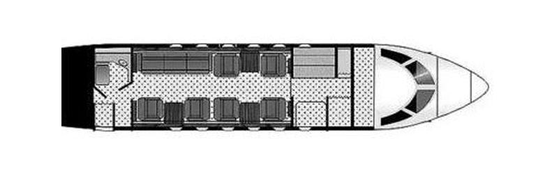 Challenger 604-605